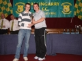 Alan Cronin Under 17 player of the year