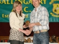 Brid Hannon Under 16 Girls top scorer