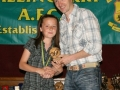 Claire Gohery Under 10 Girls top scorer