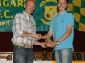 Damien O'Donoghue Under 16 top scorer