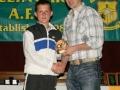 Davin O'Donnell Under 12 top scorer