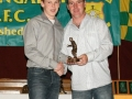 Dean Clancy Under 17 Player of the Year