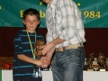 Keith O' Kelly Under 8 top scorer