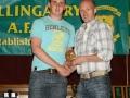 Kevin Forde Under 18 top scorer