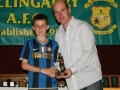 Mikey Hickey Under 11 Player of the Year