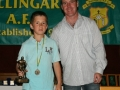 Stuart Keane Under 10 Player of the Year
