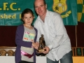 Yvonne Shelton Under 10 Girls Player of the Year