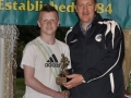Aaron O'Connor Under 13 Player of the Year
