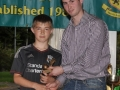 Aaron Smith Under 12 top scorer