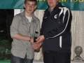 Cathal O'Keeffe Under 13 Kennedy Cup award