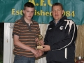 Colm Noonan Under 16 Player of the Year