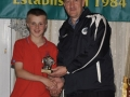 Edward Houlihan Under 12 Inter League award