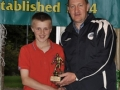 Edward Houlihan Under 12 Player of the Year