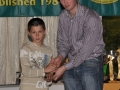 Keith O'Kelly Under 8 top scorer