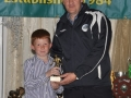 Kieron Storin Under 8 Player of the Year