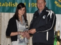 Leanne Forde Under 14 Girls Player of the Year