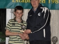 Mikey Hickey Under 12 Inter League award