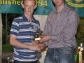 Sean Moran Under 14 top scorer