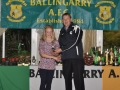 Orla Lenihan Girls Under 10 Player of the Year