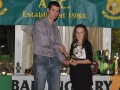 Claire Gohery Girls Under 12 top scorer
