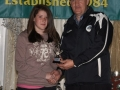 Caitlin Rankin-Hehir Girls Under 12 Player of the Year
