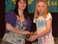Molly Cagney under 10 girls top scorer