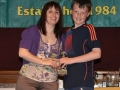 Cathal Kavanagh under 12 player of the year