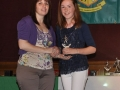 Noreen Lenihan under 12 girls player of the year