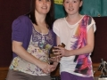 Katie Collum under 12 girls top scorer