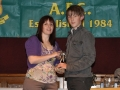 James Storin under 13 player of the year