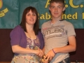 Aaron Smith under 14 top scorer