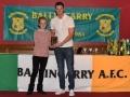 Under 12 LDSL Gaynor Cup squad member Phoenix Mulcaire