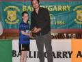Under 10 A Top scorer Jack Molloy