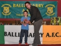 Under 8 Joint top scorer Harry McCabe