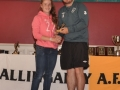 Anna Shanagher Under 14 girls top scorer