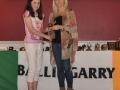 Chloe Collum Under 12 girls top scorer