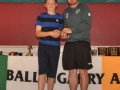 Darragh Casey Under 12 Player of the Year