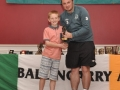 Darren Bridgeman Under 11 Player of the Year