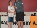 Michael Molloy Under 11 Inter League squad