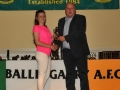 Anna Shanaher Under 14 Girls Player of the Year