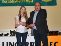 Ciara Hayes Under 16 Girls Player of the Year