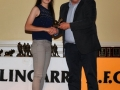 Claire Gohery Under 16 Girls top scorer