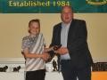 Daniel Anderson Under 12 B top scorer