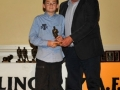 Edward Hayes Under 11 Player of the Year