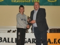 Finn McCarthy Under 12 B Player of the Year