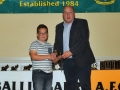 Harry McCabe Under 10 A top scorer