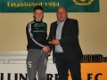 Josh O'Connor Under 16 top scorer