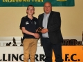 Mark Hayes Under 14 top scorer