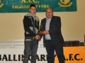Mark O'Kelly Under 16 Player of the Year