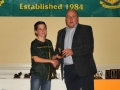 Mike Molloy Under 12 A top scorer